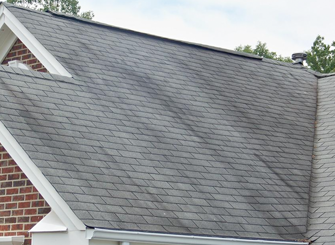What S Eating Your Roof Hogwash Pressure Washing