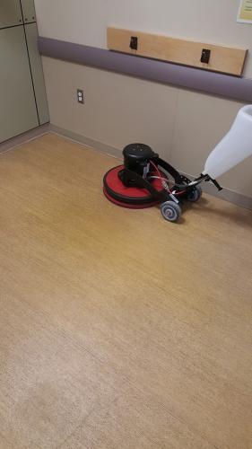 Before Hospital Floor